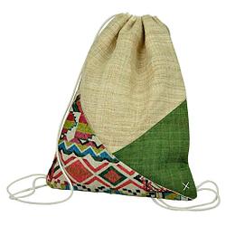 mochila cáñamo nepal