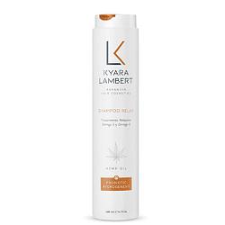 Cannabis hair shampoo