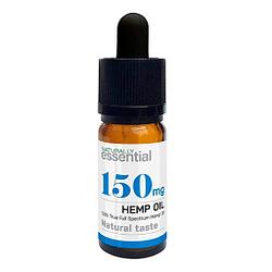 Aceite de cañamo dosis cuentagotas 10 ml