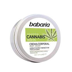 Crema cannabica corporal Babaria cannabis beneficios...