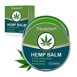 Crema corporal de cannabis Nuonove