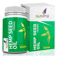 aceite de cañamo en capsulas Hemp seed oil