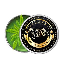 crema de cannabis para tatuajes Puraganic tatoo
