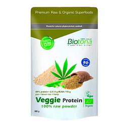 Proteina de cañamo biotona