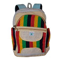 Pure hemp mochilas de Cañamo