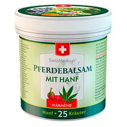 Bálsamo-con-cáñamo-efecto-caliente-ideal-para-deportistas,-receta-tradicional-suiza