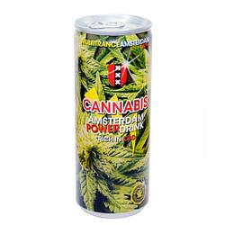 Bebida Energética Te frio de Cannabis, Multicolor, 250 ml CANNA21
