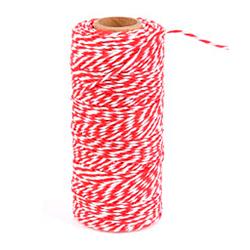 Cordel de Cáñamo de 100 metros x 1 mm para decoracion artes manualidades DIY