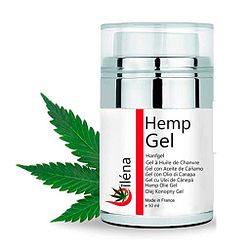 Gel de cañamo calmante e hidratante para masajes corporales antiinflamatorio 50 ml