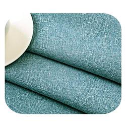 Lienzo de cáñamo con lino grueso 50 - 150cm diferentes colores