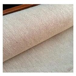 Lienzo tela de algodón de cáñamo, tela de lino y arpillera, retro, para costura 50x100 cm