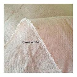 Lienzo tela de algodón de cáñamo, tela de lino y arpillera, retro, para costura 50 cm x 50 cm