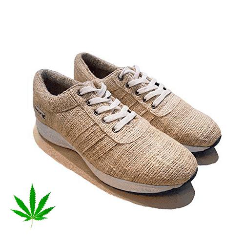 zapatillas de cáñamo