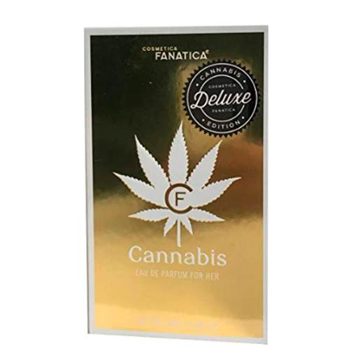 cannabis perfume taste